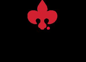 Armor Products Kamlok Logo with Fleur-de-lis Transparent